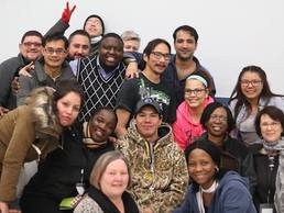Indigenous & Newcomer Friendships event in Saskatoon
