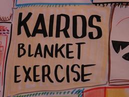 KAIROS Blanket Exercise continues to grow
